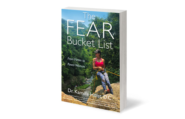 "Book Launch of ""The Fear Bucket List"""