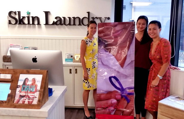 Hagar Celebrates Mother's Day 2017 with Skin Laundry