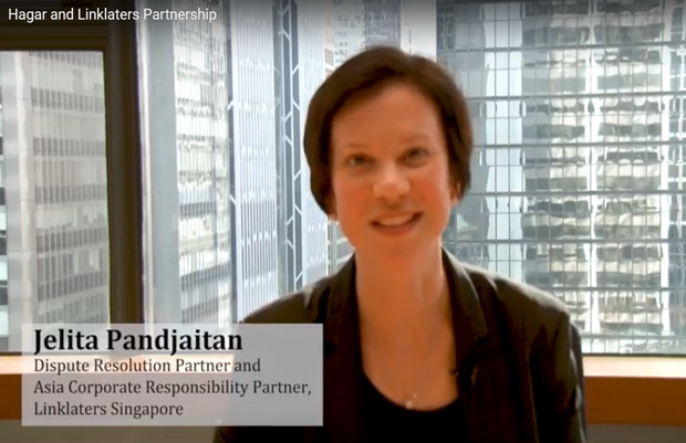 Hagar x Linklaters: Achieving Social Justice for Children
