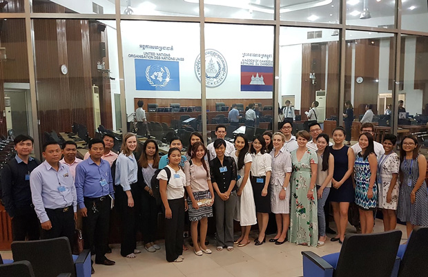 Hagar Partners with Lawyers on Legal Training in Cambodia