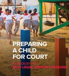 Checklist to Prepare a Child for Court