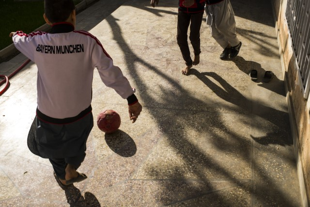 Hagar Project Spotlight: Hagar Afghanistan's Forgotten No More (FNM) Boys' Shelter